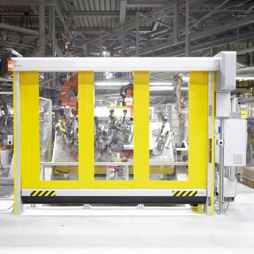 Protections des machines en polycarbonate